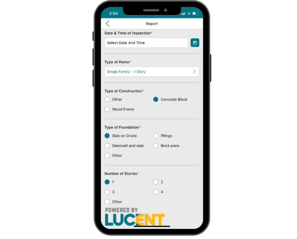 mobile home report